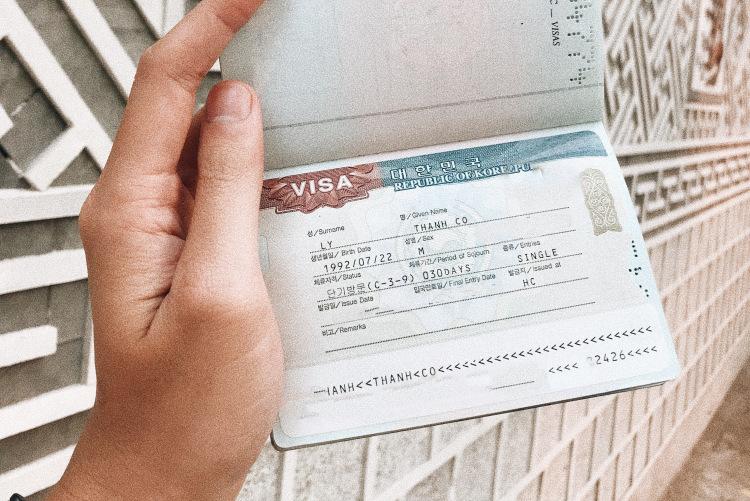 Hướng dẫn chứng minh nghề nghiệp khi xin visa du lịch Hàn Quốc
