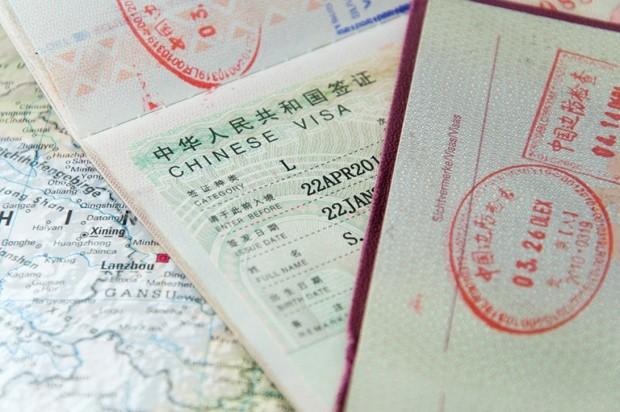 Thông tin về Trung tâm dịch vụ thị thực Trung Quốc CVACS